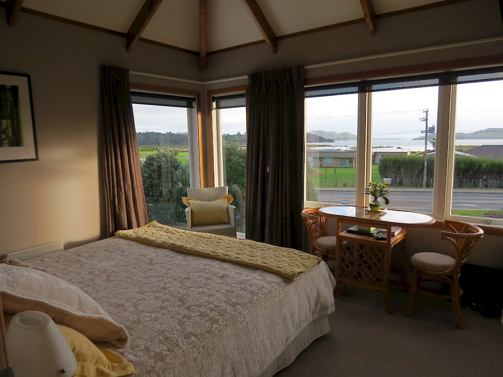 The Green House Bed and Breakfast | Bed & Breakfast (b&b) in Coromandel Township, New Zealand
